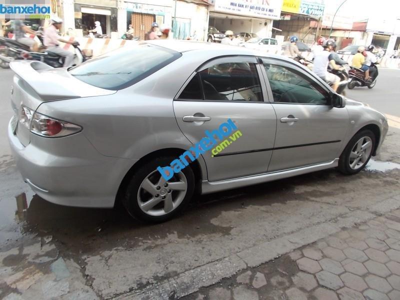 Xe Mazda 6 2.0 AT 2005-4