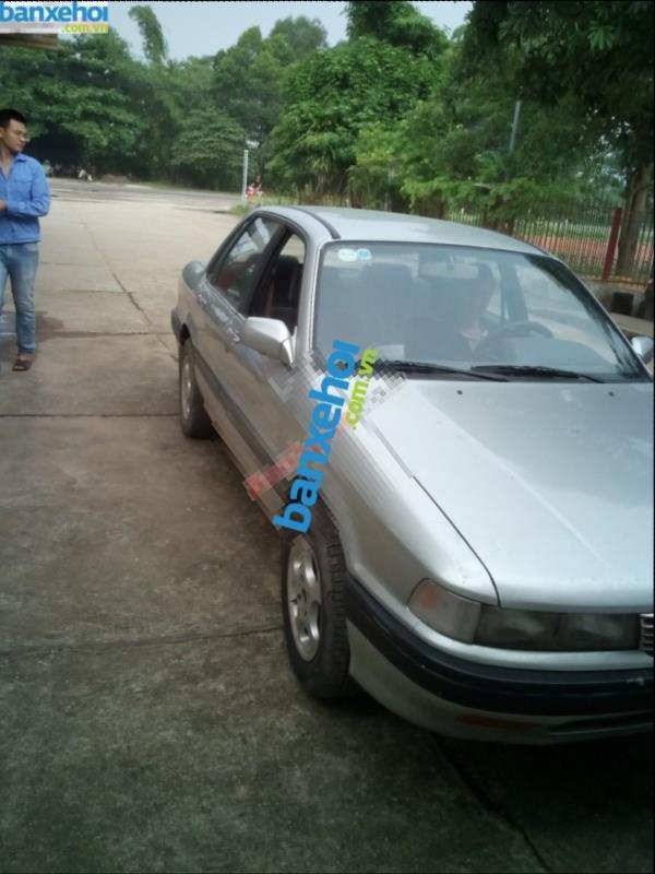 Xe Mitsubishi Galant Trước 1990-0