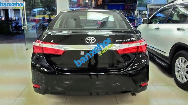 Xe Toyota Corolla altis 1.8 AT 2015 2014-2