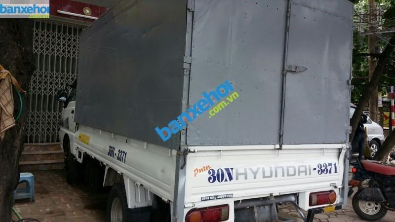 Xe Hyundai Porter 1,25 tấn 2003-4
