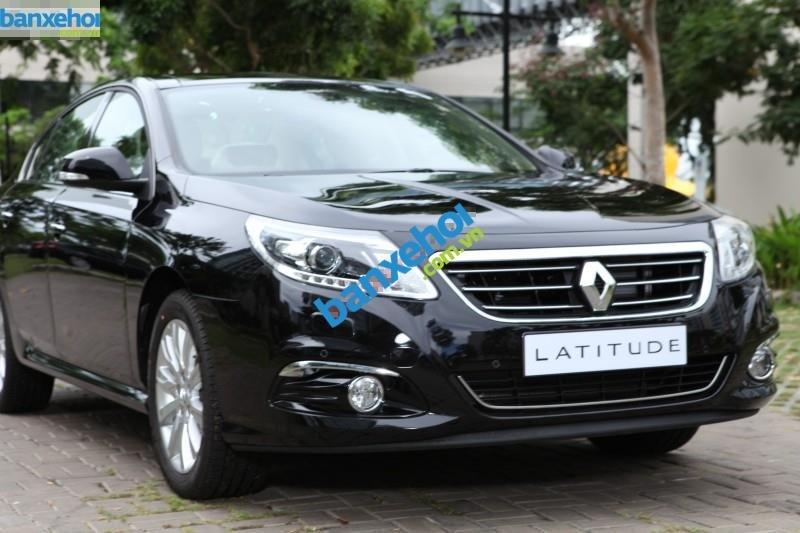 Xe Renault Latitude  2014-0