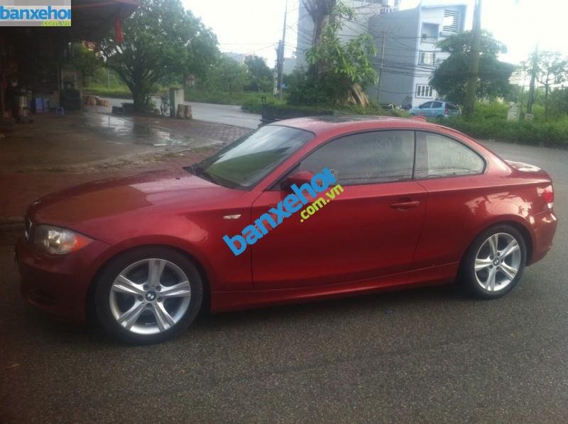 Xe BMW 1 Series 128i Coupe 2009-0