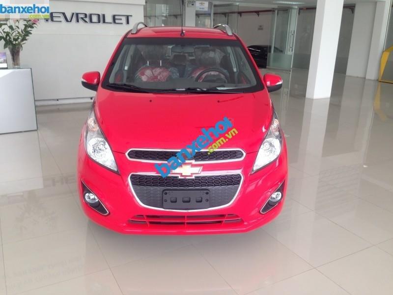 Xe Chevrolet Spark 1.0 LTZ ( Zest) 2014-0