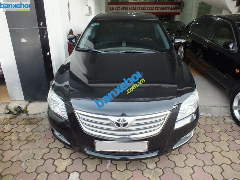 Xe Toyota Camry 3.5Q 2007-1