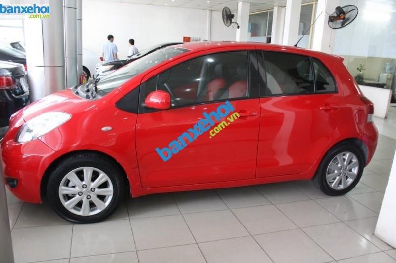 Xe Toyota Yaris  2009-2