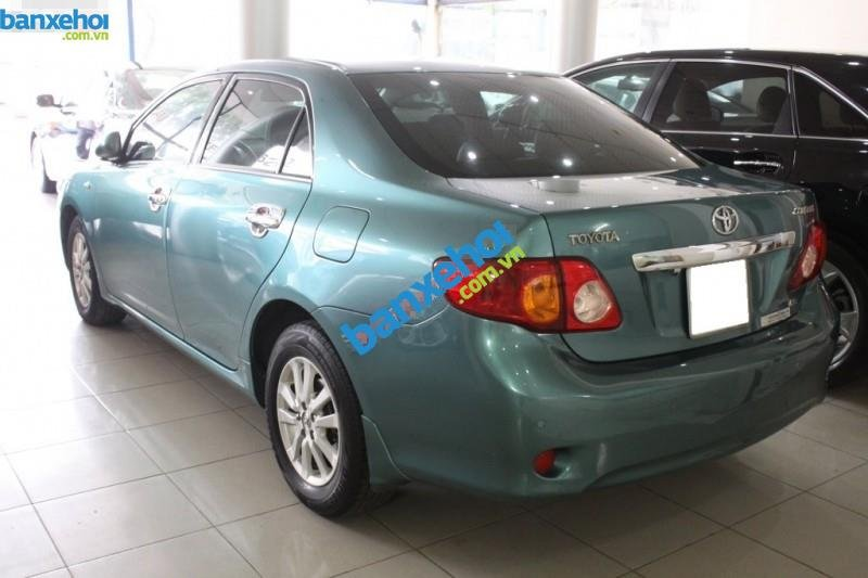 Xe Toyota Corolla XLi 2007-3
