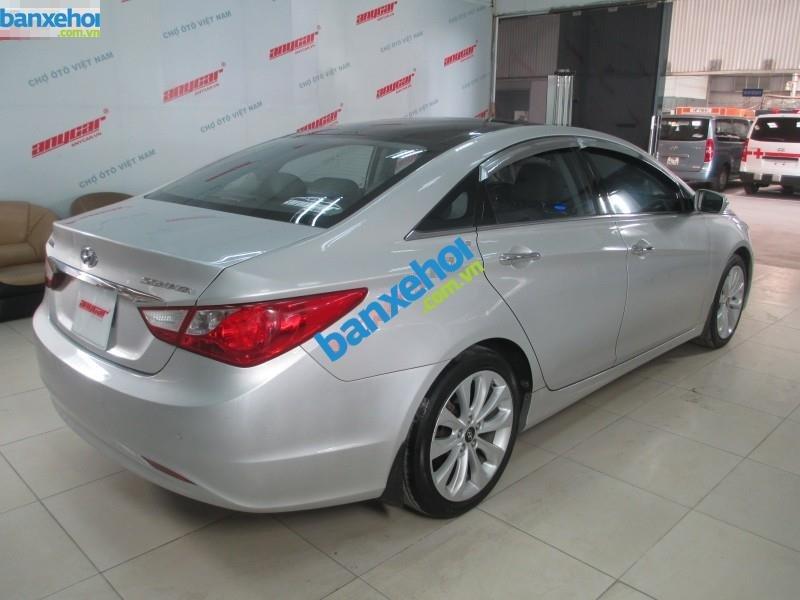 Xe Hyundai Sonata 2.0 AT 2010-3