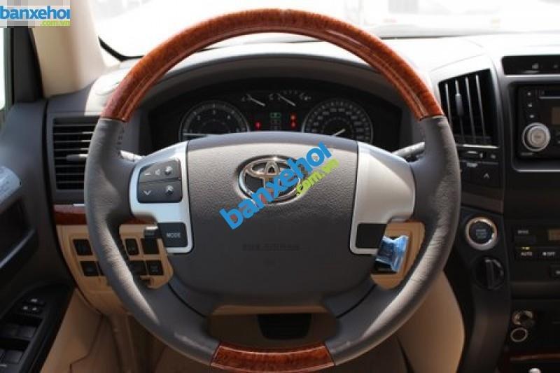 Xe Toyota Land Cruiser GX-R 2014-2