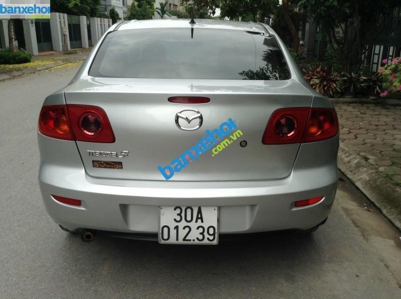 Xe Mazda 3 1.6AT 2004-3