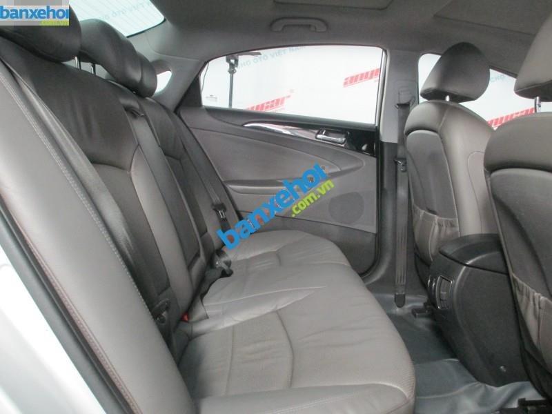 Xe Hyundai Sonata 2.0 AT 2010-7