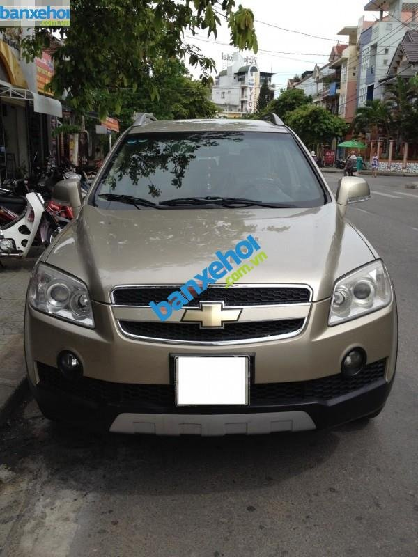 Xe Chevrolet Captiva LT 2007-3