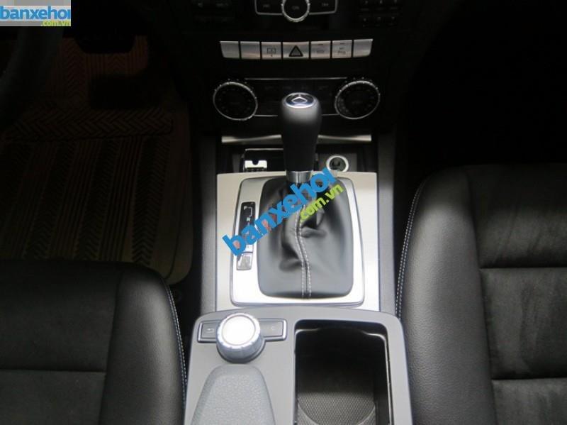 Xe Mercedes-Benz C class C200 2014-6