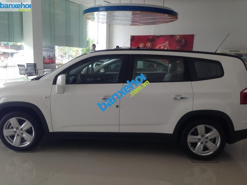 Xe Chevrolet Orlando 1.8 LTZ 2014-8
