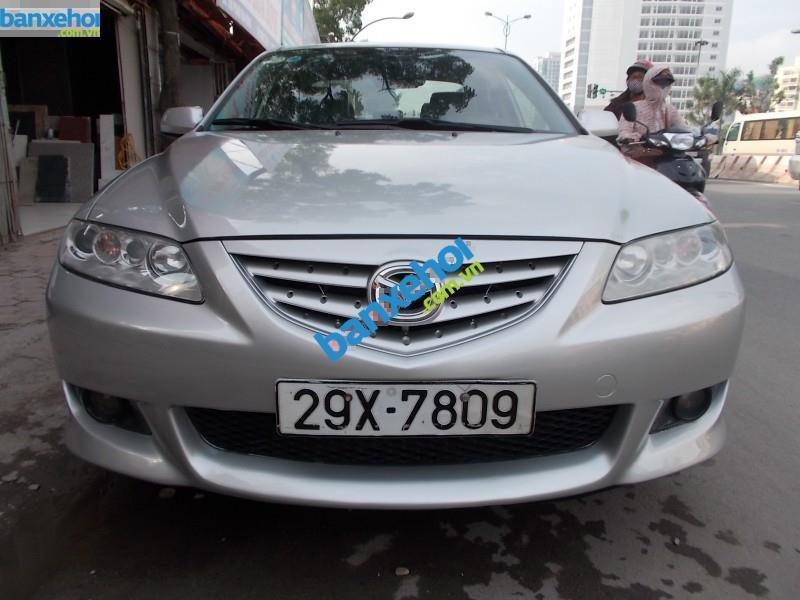 Xe Mazda 6 2.0 AT 2005-0
