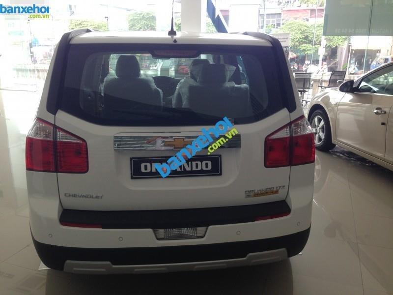 Xe Chevrolet Orlando 1.8 LTZ 2014-2