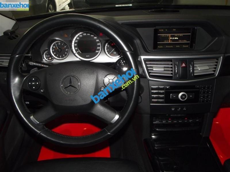 Xe Mercedes-Benz E class E250 2011-3
