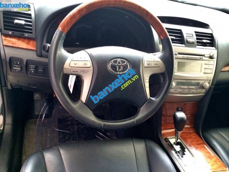 Xe Toyota Camry 3.5Q 2007-7
