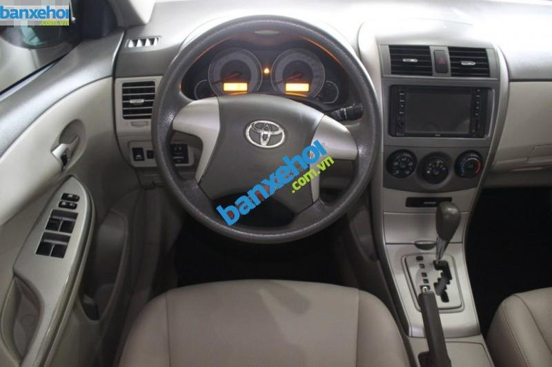 Xe Toyota Corolla XLi 2007-7