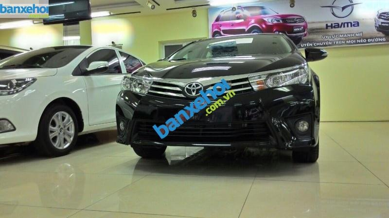 Xe Toyota Corolla altis 1.8 AT 2015 2014-0