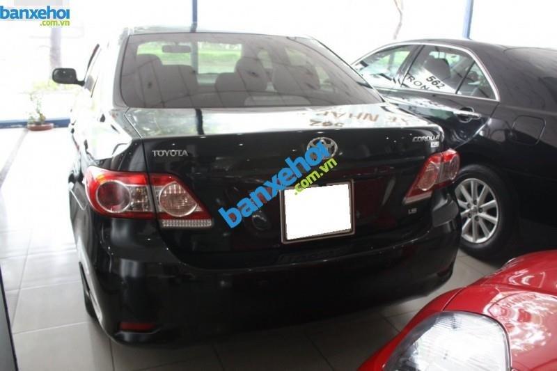Xe Toyota Corolla XLi 1.6AT 2010-2