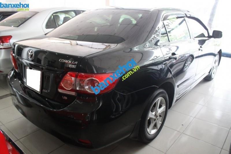 Xe Toyota Corolla XLi 1.6AT 2010-3