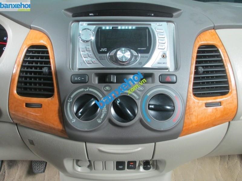 Xe Toyota Innova G 2.0 MT 2010-9