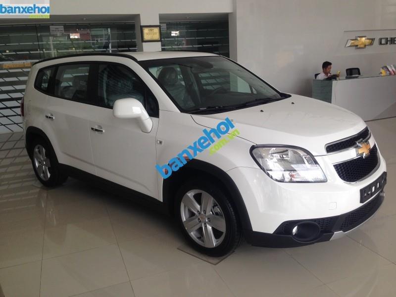 Xe Chevrolet Orlando 1.8 LTZ 2014-9