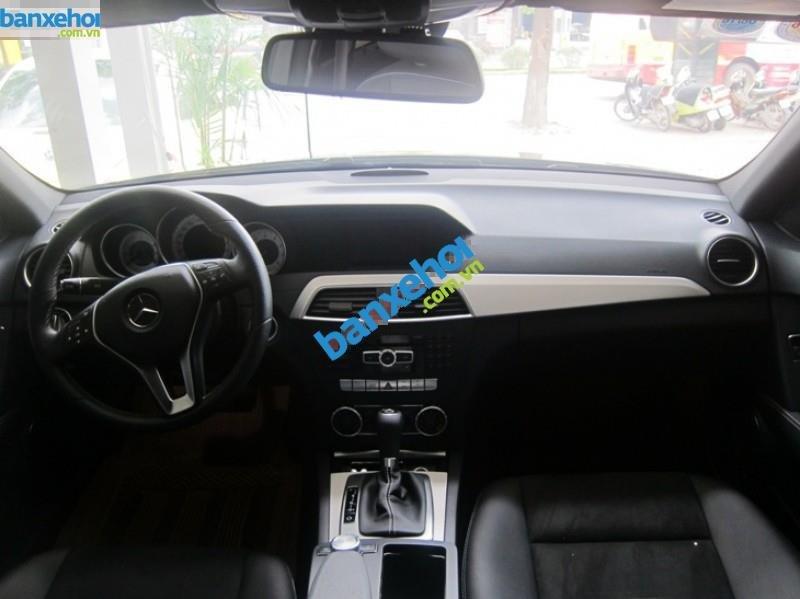 Xe Mercedes-Benz C class C200 2014-3