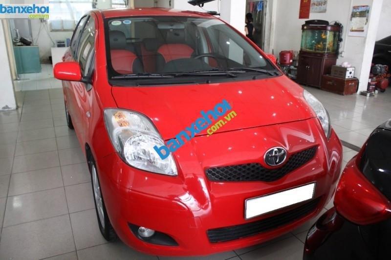 Xe Toyota Yaris  2009-0