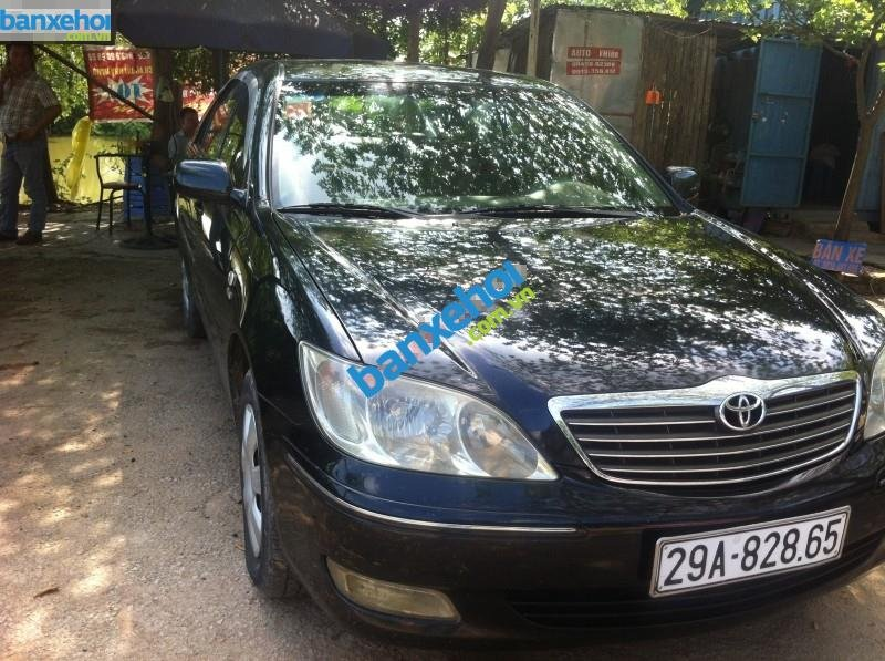 Xe Toyota Camry 2.4 2003-4