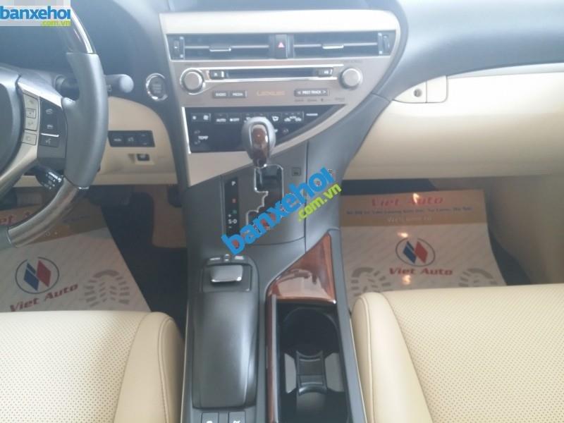 Xe Lexus RX 350 2013-6