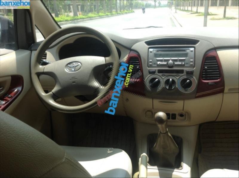 Xe Toyota Innova G 2007-3