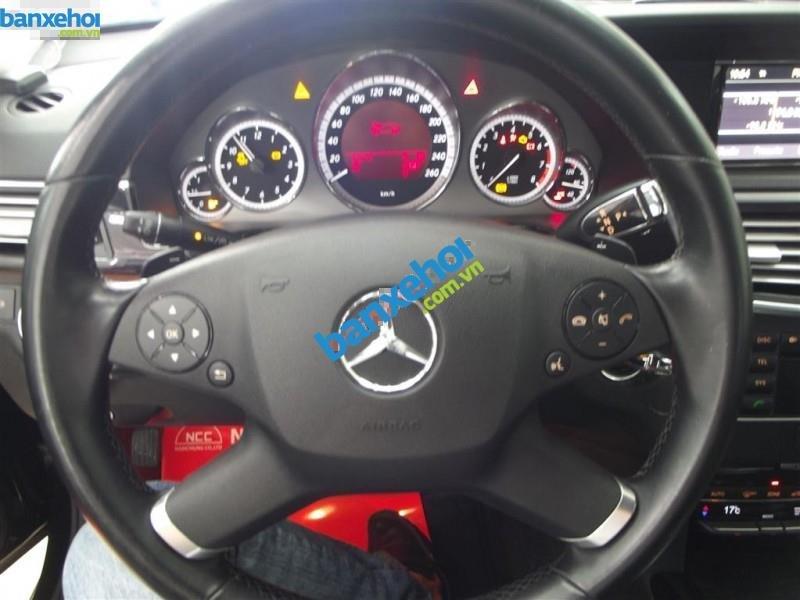 Xe Mercedes-Benz E class E250 2011-4