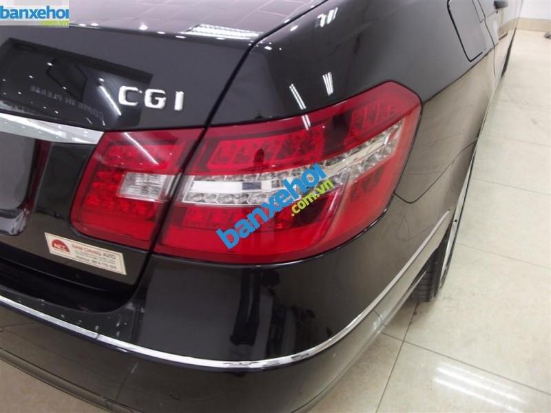 Xe Mercedes-Benz E class E250 2011-7