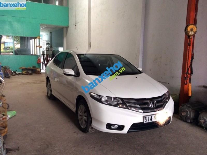 Xe Honda City AT 2014-1