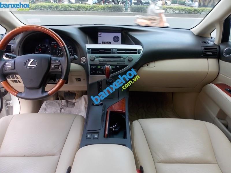 Xe Lexus RX 350 2009-4