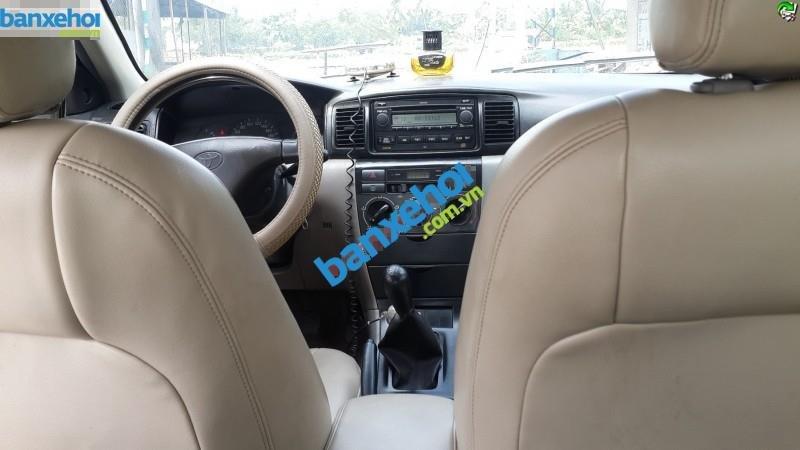 Xe Toyota Corolla altis 1.3 2003-8