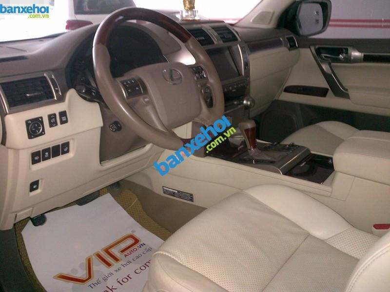 Xe Lexus GX 460 Luxury 2011-4