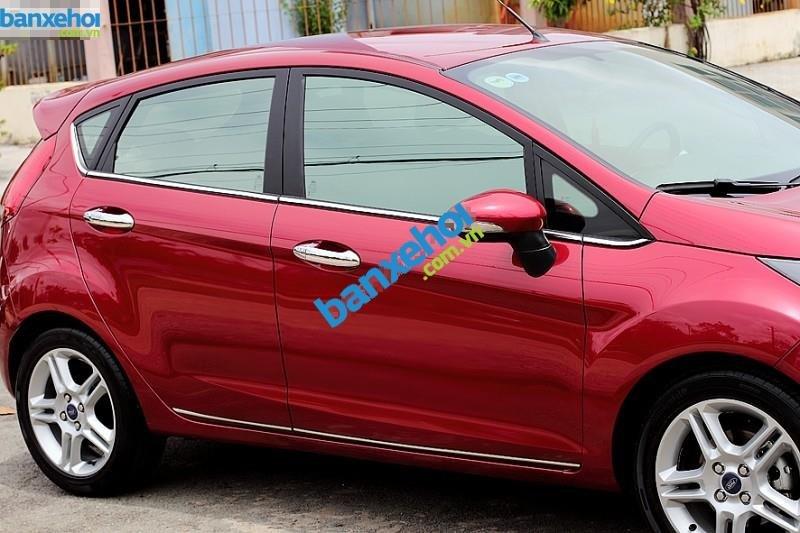 Xe Ford Fiesta S 2011-4