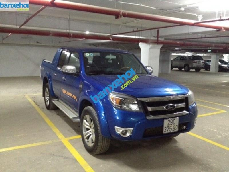 Xe Ford Ranger 2.5L Wildtrak 4x4MT 2010-2