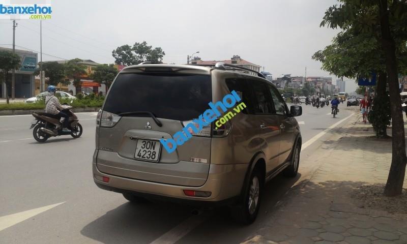 Xe Mitsubishi Zinger  2008-4