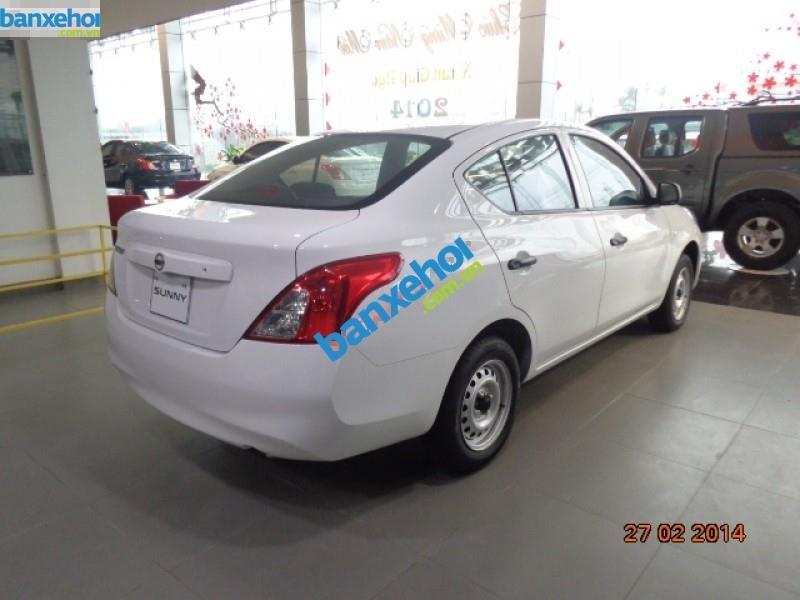 Xe Nissan Sunny XL 2014-4