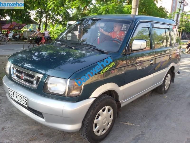 Xe Mitsubishi Jolie 2.0 2001-0