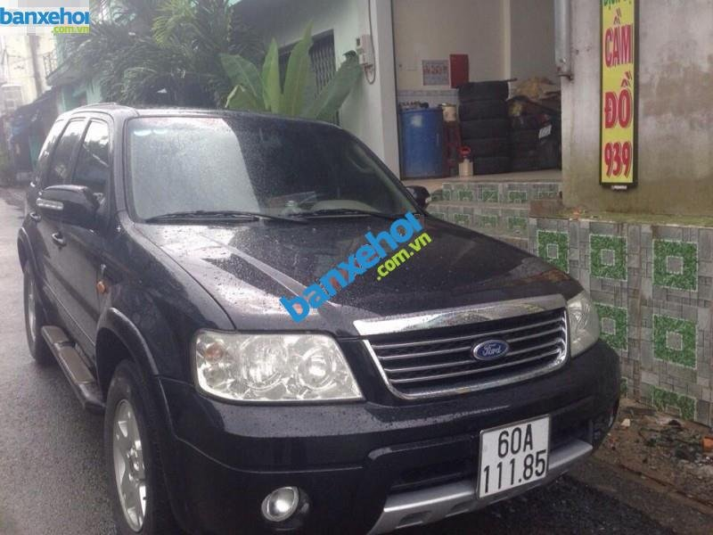 Xe Ford Escape 3.0 XLT 2004-3