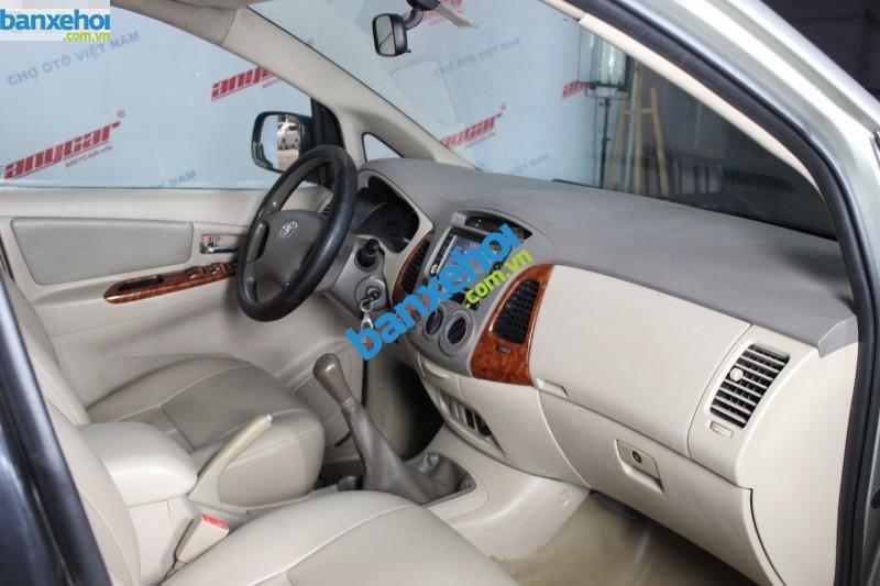 Xe Toyota Innova G 2007-7