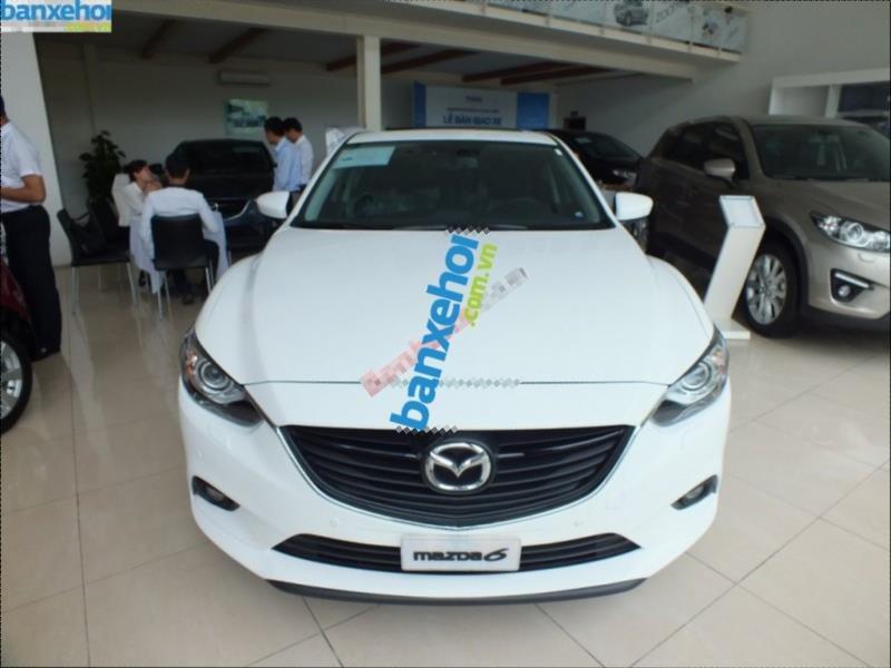 Xe Mazda 6 2.0 2015 2014-0