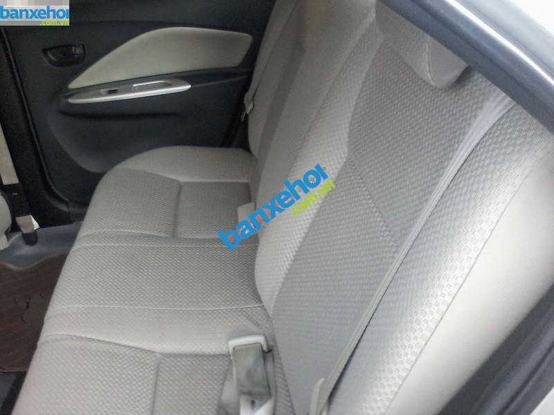 Xe Toyota Vios E 2008-8