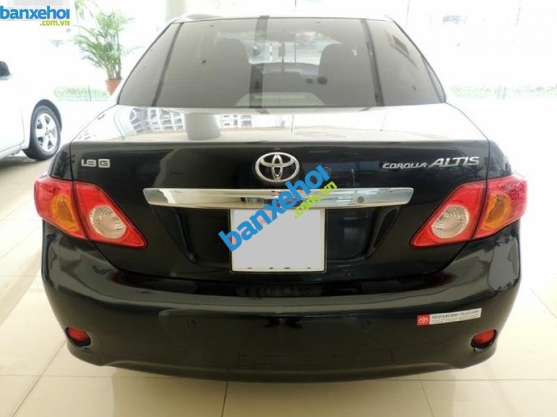 Xe Toyota Corolla altis 1.8AT 2010-2