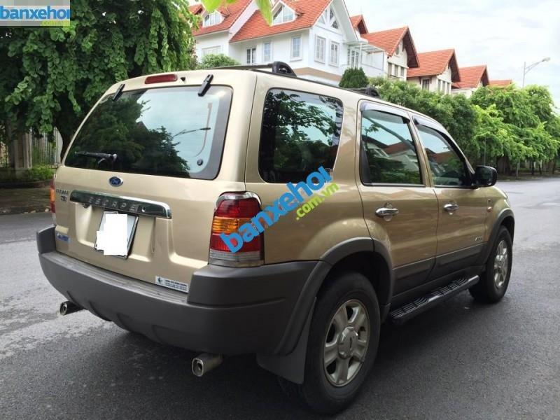 Xe Ford Escape 3.0 2002-2