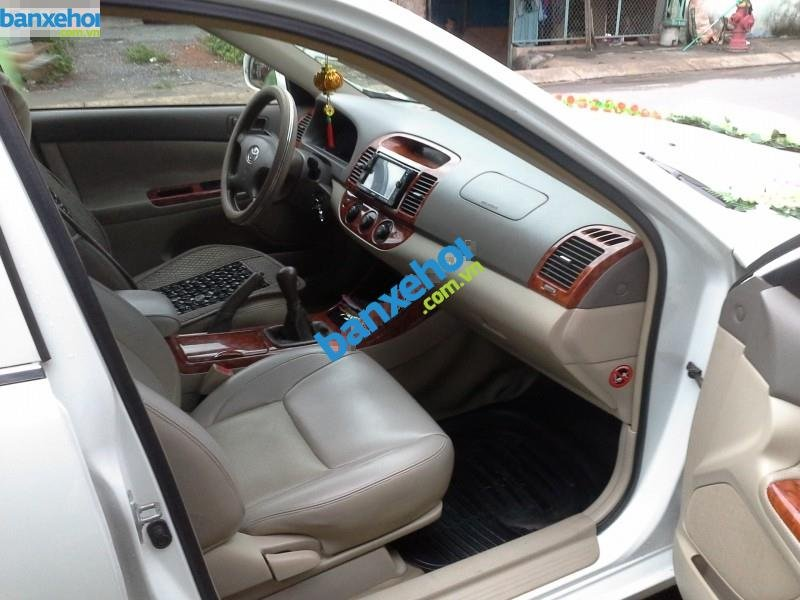 Xe Toyota Camry 2.4G 2002-3